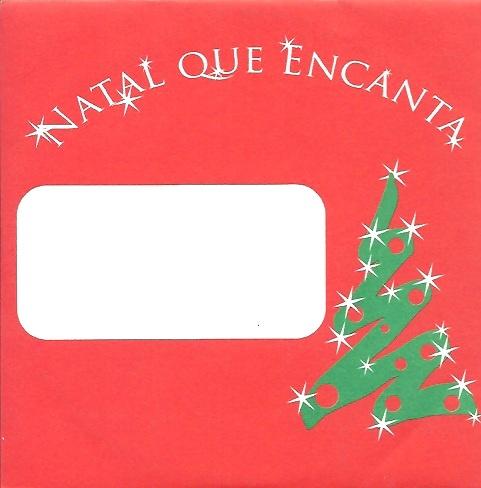 Natal que encanta (em estoque - à venda na nossa Loja Virtual no Facebook)
