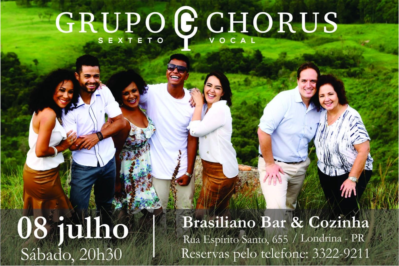 Sábado (08/07) no Brasiliano