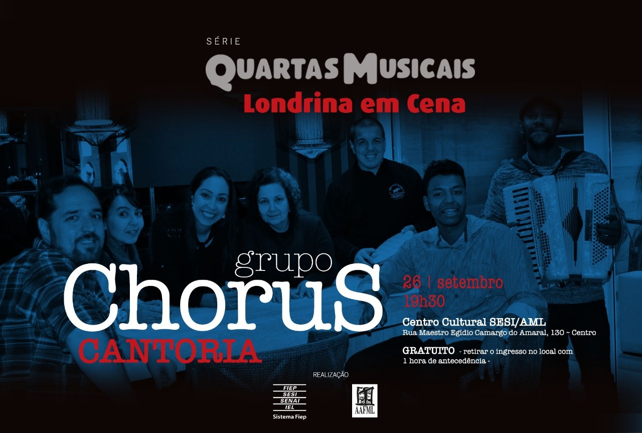 Série Quartas Musicais - Londrina em Cena