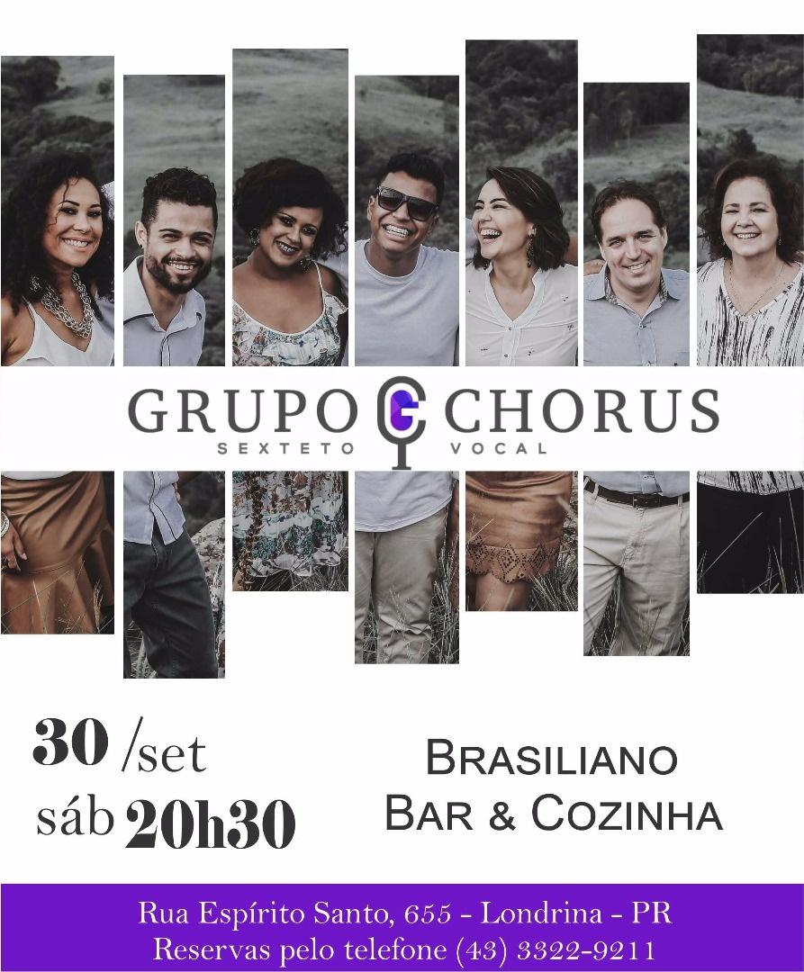 Música vocal no Brasiliano