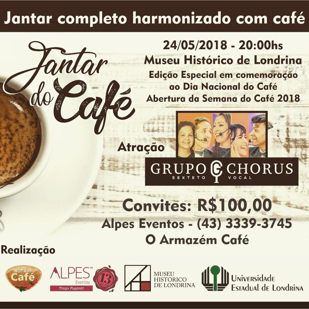 Grupo Chorus no Museu Histórico de Londrina