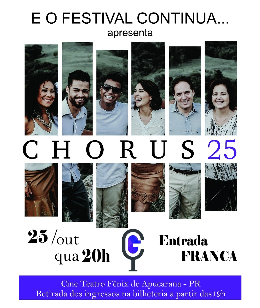 Grupo Chorus em Apucarana