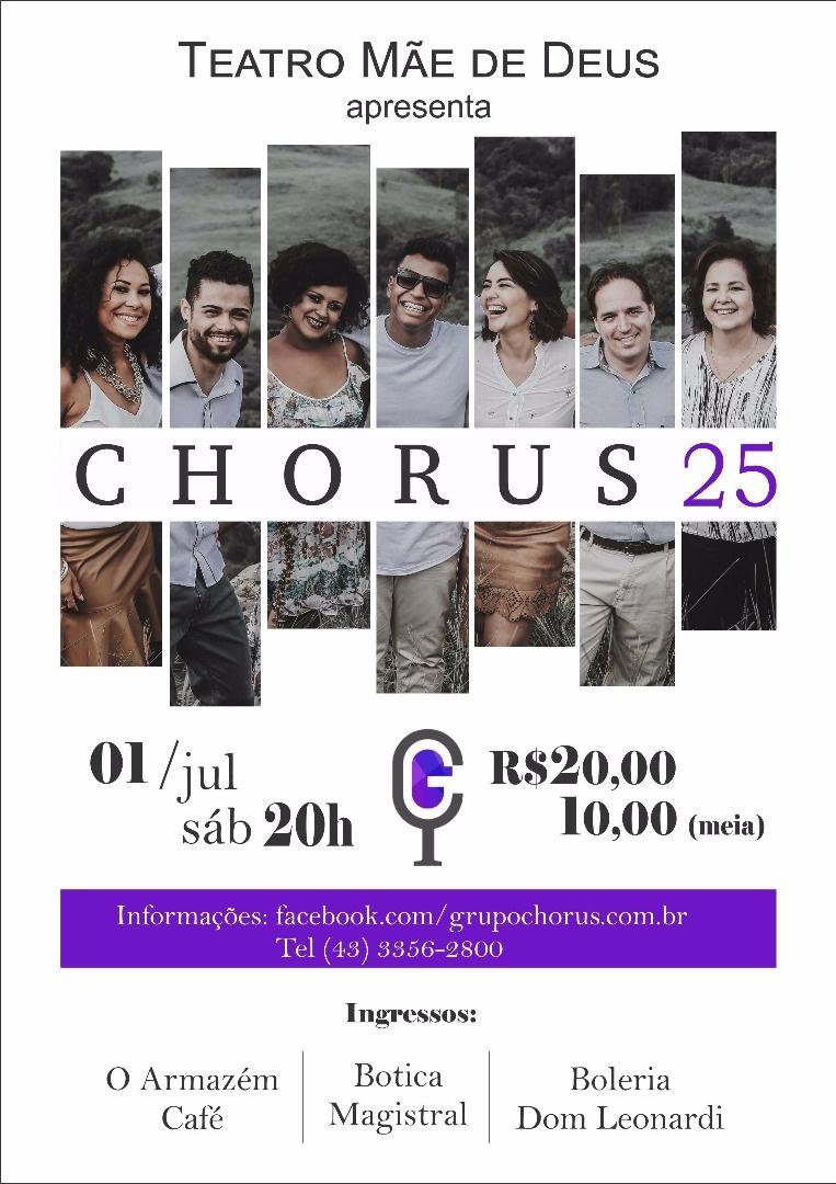 CHORUS 25