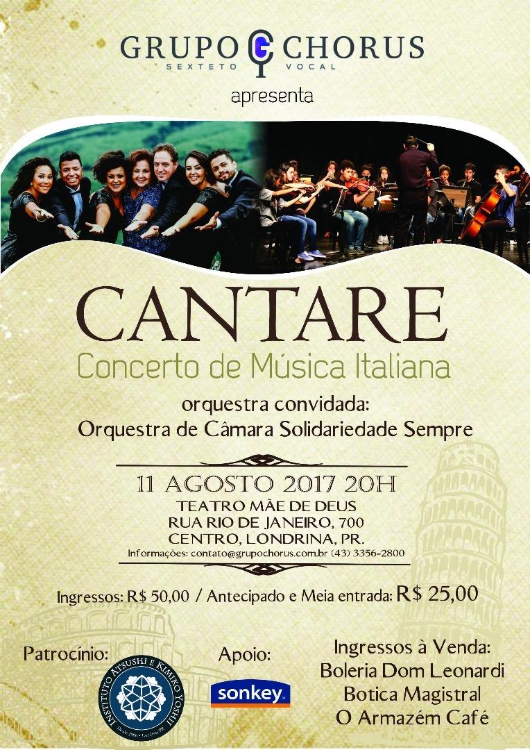 Concerto de Música Italiana